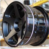 Rotiform 3 Piece Forged ROC Wheel - Monolook Profile