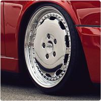 Rotiform 3 Piece Forged SCR Wheel - Convex Profile