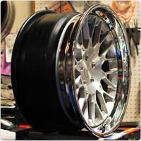 Rotiform 3 Piece Forged SJC Wheel - Concave Profile