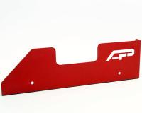 Agency Power Alternator Cover RED - Subaru  WRX 08+