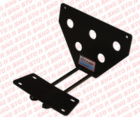 Detachable Front License Plate Kit - Mitsubishi Evo X