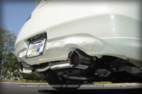 GReddy SP Elite Cat-Back Exhaust - Infiniti G37 Coupe