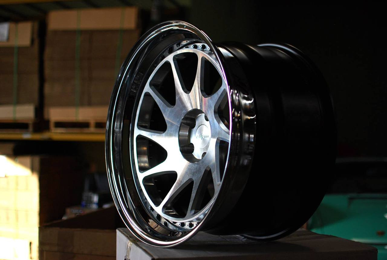 Rotiform 3 Piece Forged OZT Wheel - Furious Customs