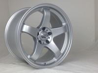 NS M01 Wheel - Silver