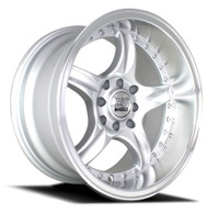 NS DC01 Wheel - Silver
