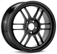 "Enkei RPF1 Wheel - 18x9.5"" 5x100 / 5x114.3 Matte Black"