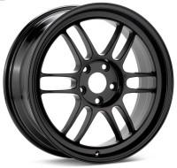 "Enkei RPF1 Wheel - 18x9.5"" 5x100 / 5x114.3 Matte Black"