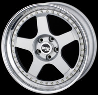 Image Billet 3 Piece Wheel - Billet 47