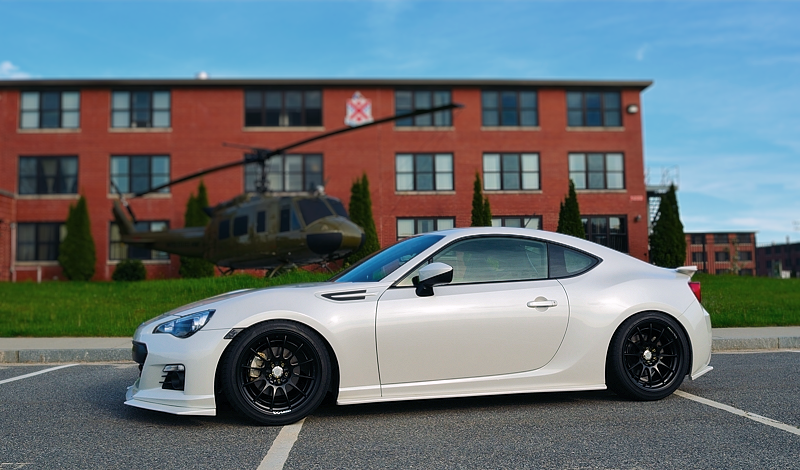 Example of fitment from FT86Club
