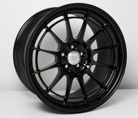 "Enkei NT03+M Wheel - 18x9.5"" 5x100 Black *LIMITED*"