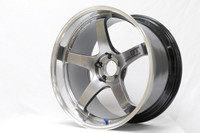 "Advan Racing GT Wheel - 18x9.5"""