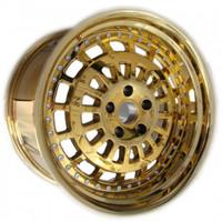 """ESM 015 Wheel - 19x11"""" - Gold Finish"""