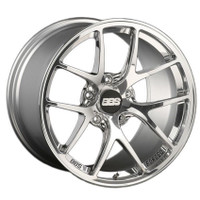 BBS FI 19x8.75 5x108 ET18 CB67 Ceramic Polished Wheel