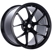 BBS FI 19x11.25 5x108 ET23 CB67 Gloss Black Wheel