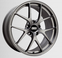 BBS FI 20x10.75 5x114.3 ET56 CB67 Satin Titanium Wheel