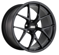 BBS FI-R 19x10.5 5x120 ET35 CB72.5 Satin Black Wheel