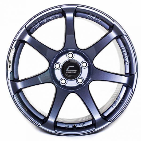 Cosmis Racing MR7 Wheel in Gunmetal