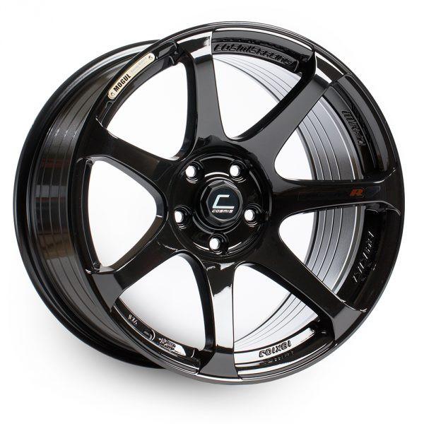 Cosmis Racing MR7 Wheel in Black