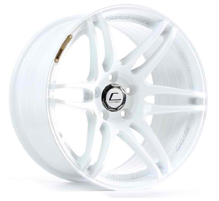 Cosmis Racing MRII Wheel - White