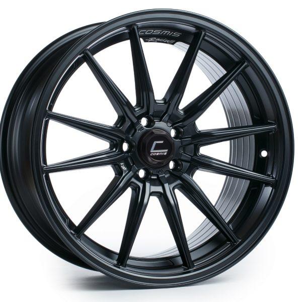 Cosmis Racing R1 Wheel - Matte Black