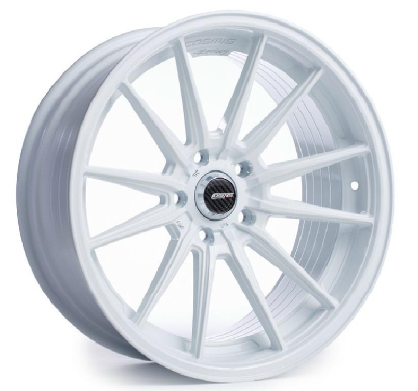 Cosmis Racing R1 Wheel - White