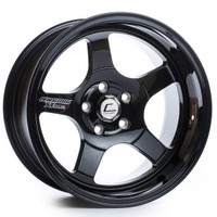 Cosmis Racing XT-005R Wheel in Black