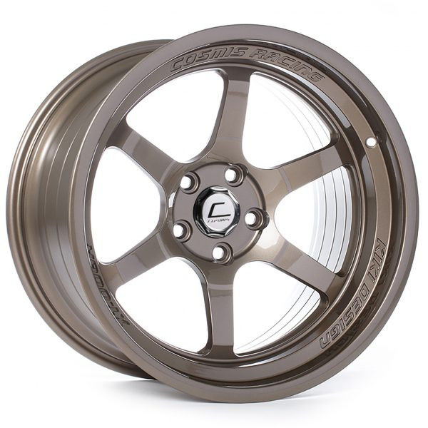 Bronze Cosmis Racing XT-006R Wheel