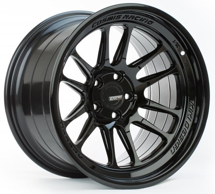 Cosmis Racing XT-206R Wheel in Black