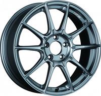 SSR GTX01 Wheel in Dark Silver