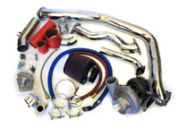Agency Power STI GT35R Large Turbo Kit - Subaru 2.5L STi & 2.0L WRX