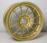 "Enkei NT03+M Wheel - 18x9.5"" 5x100 Gold *LIMITED*"