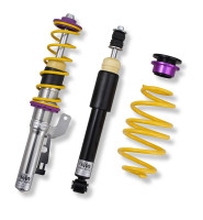 KW Suspension Coilover Kit V1 - Mazda Mazdaspeed3 07-09