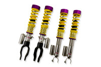 KW Suspension Coilover Kit V3 - Nissan GTR R35 09+ (includes magnetic ride delete unit)