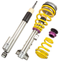 KW Suspension Coilover Kit V3 - Subaru WRX 02-03 GD