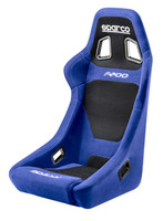 Sparco F200 Racing Seat - Blue