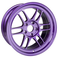 "Enkei RPF1 Wheel - 17x9"" +22 5x114.3 Purple"