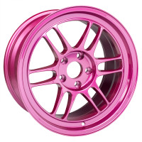 "Enkei RPF1 Wheel - 17x9"" +22 5x114.3 Magenta"