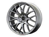 Volk Racing HOMURA 2X8 Wheel - 19X8.5 +36 5x114.3 SILVER