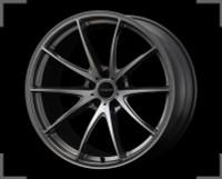 Volk Racing G25 EDGE Wheel - 20X10.5 +24 5x114.3 MERCURY SILVER / SPOKE FDMC