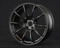 Volk Racing ZE40 Wheel - 18X9.5 +45 5x114.3 DIAMOND DARK GUNMETAL