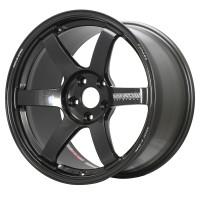 Volk Racing TE37 SAGA Wheel - 17X9.5 +22 5x114.3 DIAMOND DARK GUNMETAL