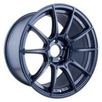 """SSR GTX01 Wheel - 18x9.5"""" *Limited Blue Gunmetal*"""