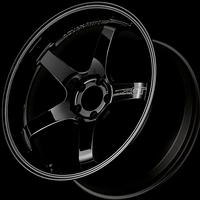 Advan GT PREMIUM VERSION Wheel - 20X12.0 +13 5x114.3 RACING GLOSS BLACK