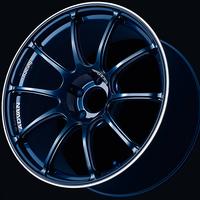 Advan RZII Wheel - 19X9.5 +35 5x120 RACING INDIGO BLUE