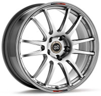 Enkei GTC01 Wheel - 18x10 +22 5x114.3 Hyper Black