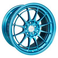 Enkei NT03+M Wheel - 18x9.5 +40 5x114.3 Emerald Blue