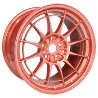 Enkei NT03+M Wheel - 18x9.5 +40 5x114.3 Orange