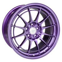 Enkei NT03+M Wheel - 18x9.5 +40 5x114.3 Purple
