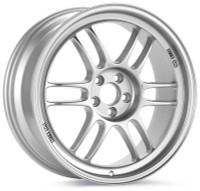 Enkei RPF1 Wheel - 16x7 +30 5x114.3 Silver