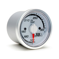 Blox Racing 52MM Oil Temperature Gauge